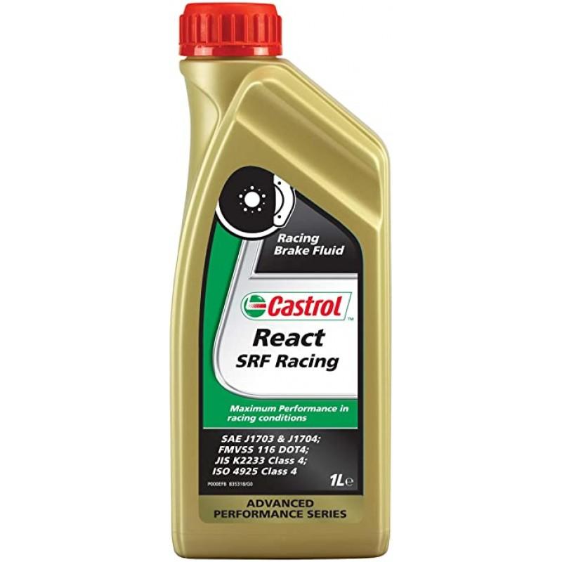 Castrol React SRF Racing Brake Fluid - 1L