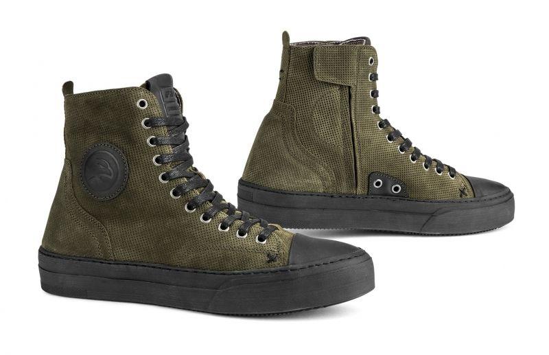 Falco Lennox Army Green Boots