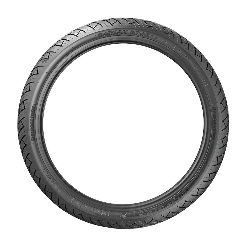 Bridgestone Battlax BT46 110/80V18 (58V) Bias Front Tyre