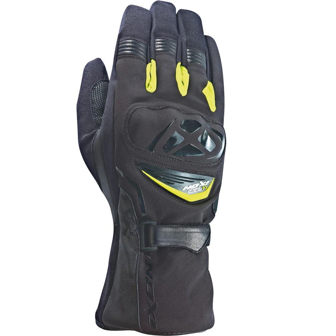 Ixon Pro Ice HP Black/Yellow Gloves