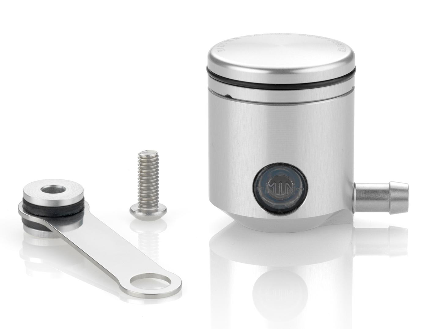 Rizoma CT025 Silver Clutch Fluid Tank