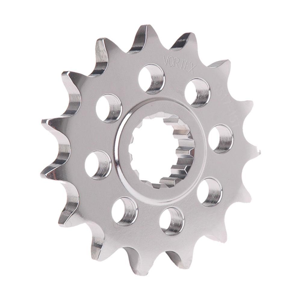 Vortex 520-15T Nickel Steel Front Sprocket