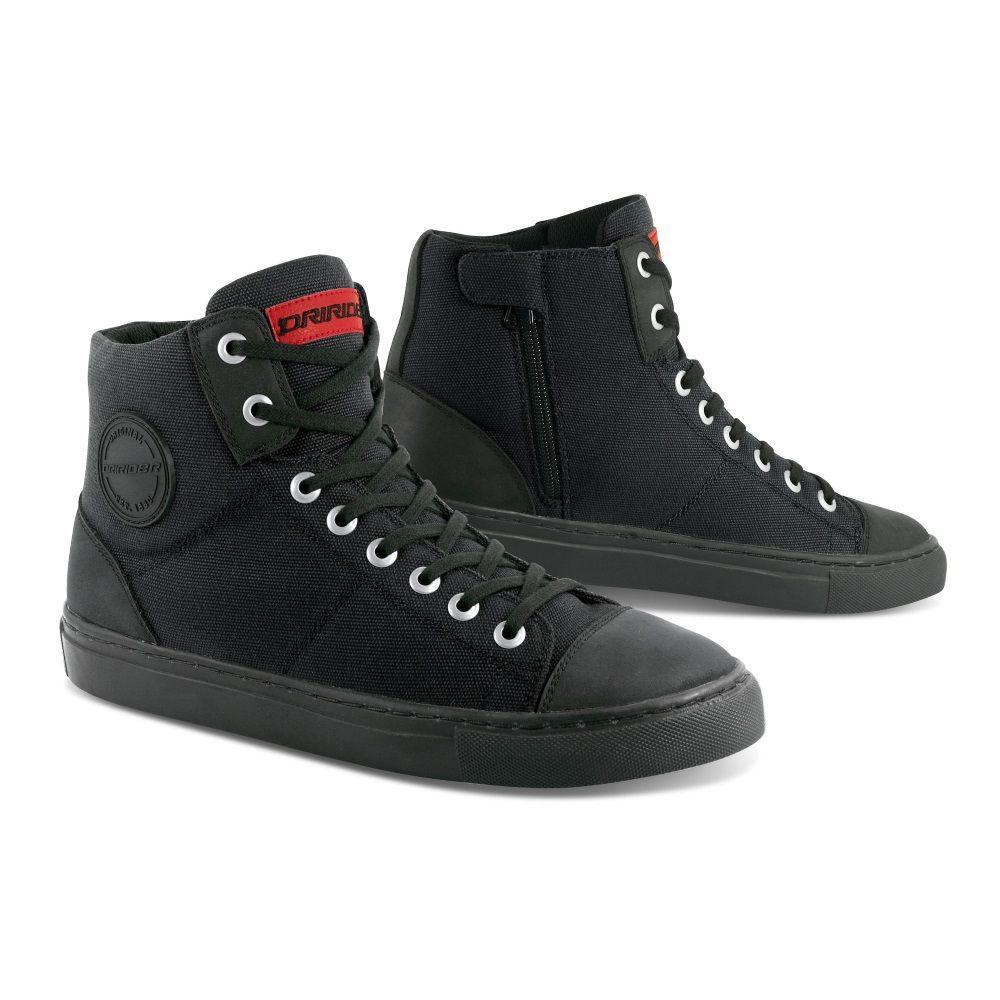 Dririder Urban Black Boots