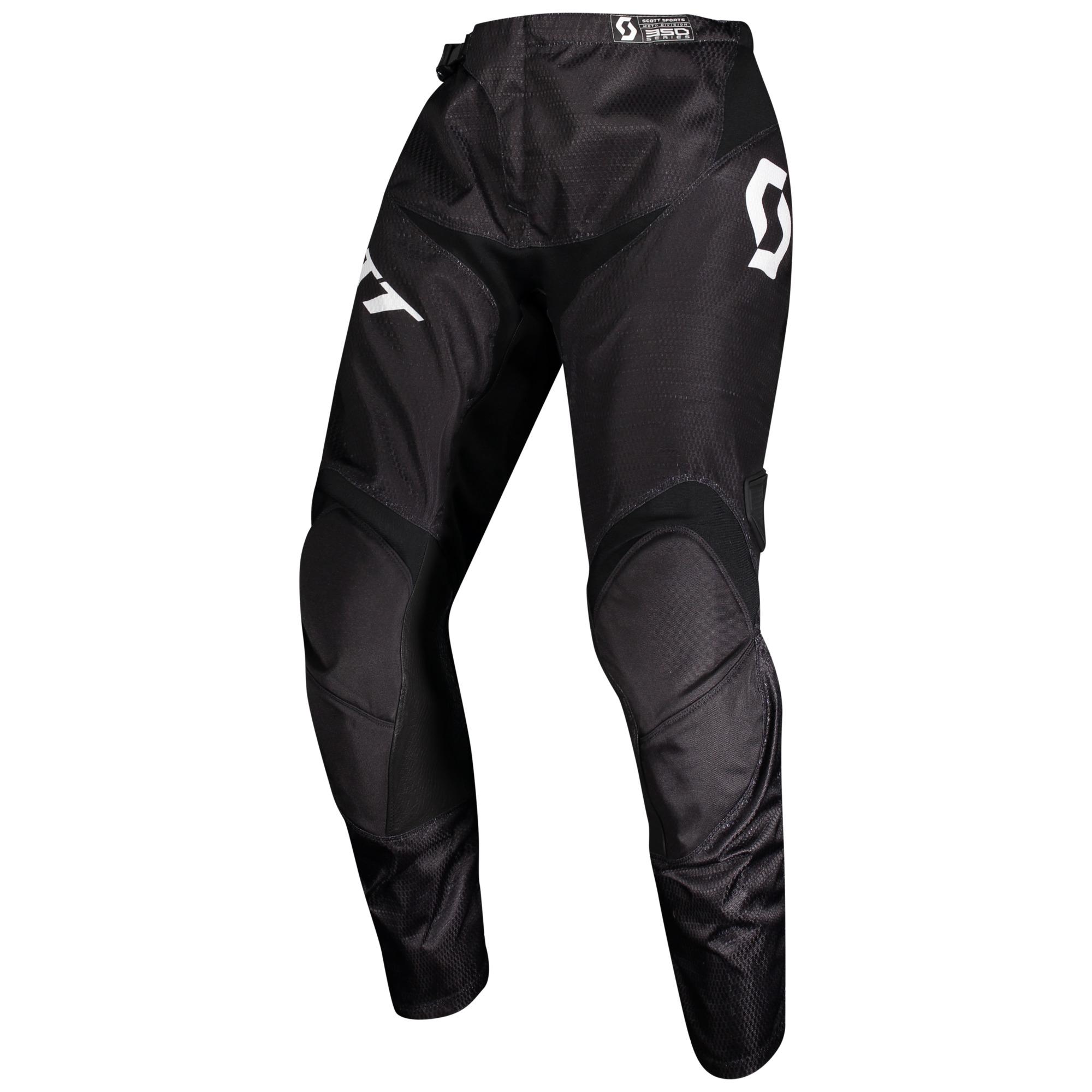Scott 350 Swap Black/White Pants