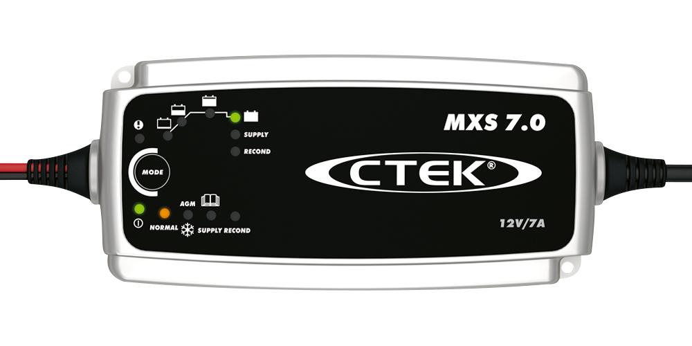 CTEK MXS 7.0 12V Battery Charger