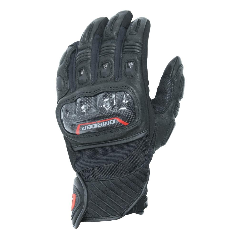 Dririder Strike Black/Black Gloves