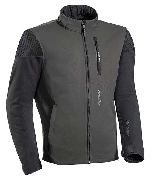 Ixon Brixton Anthracite/Black Jacket