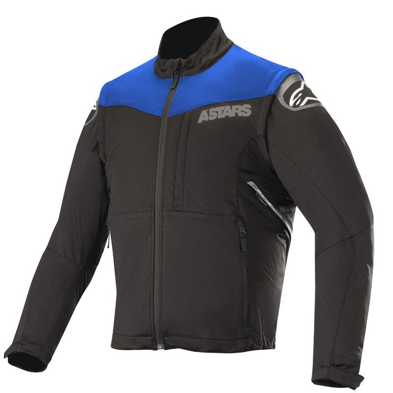 Alpinestars Session Race Blue/Black Jacket