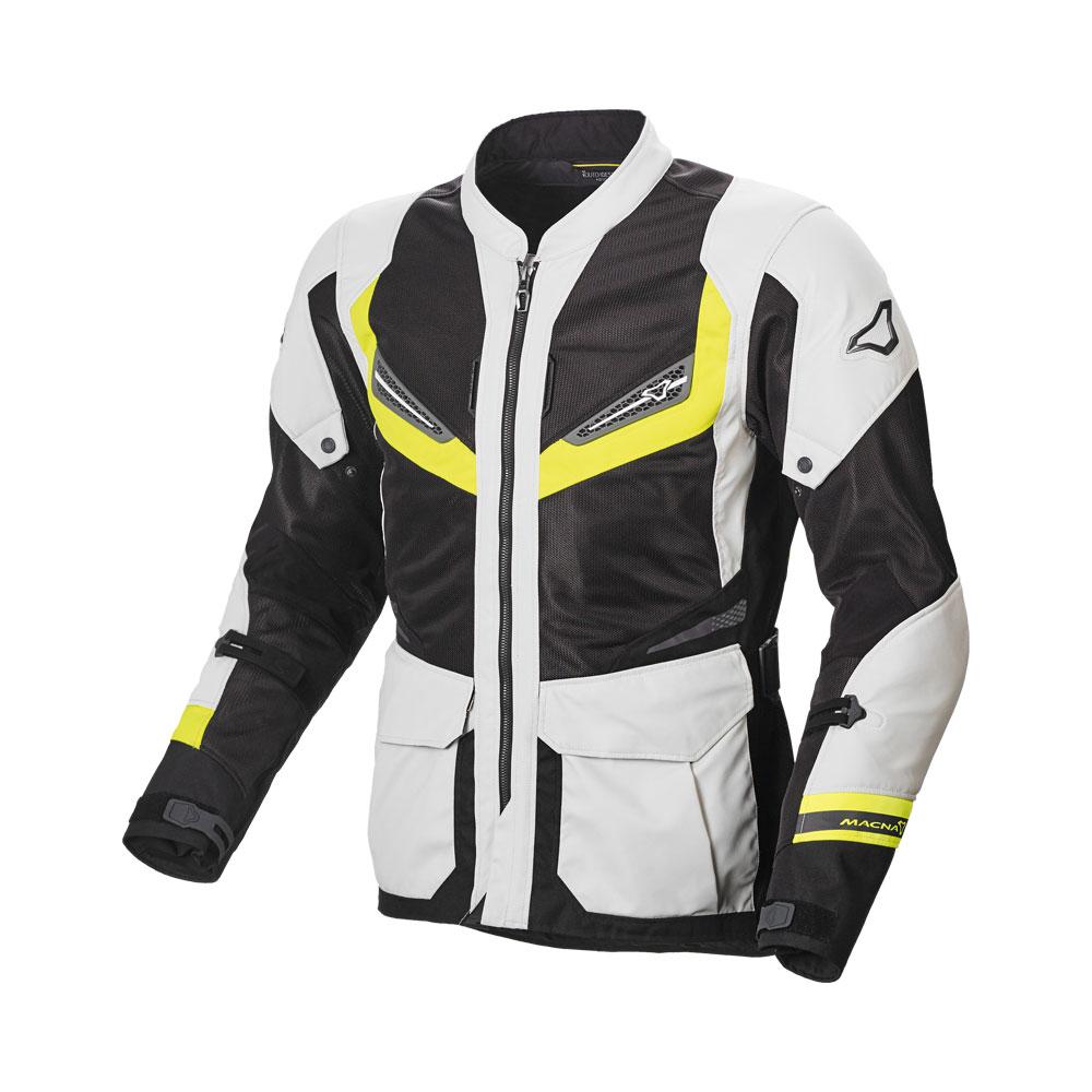 Macna Aerocon Night Eye / Fluro Jacket