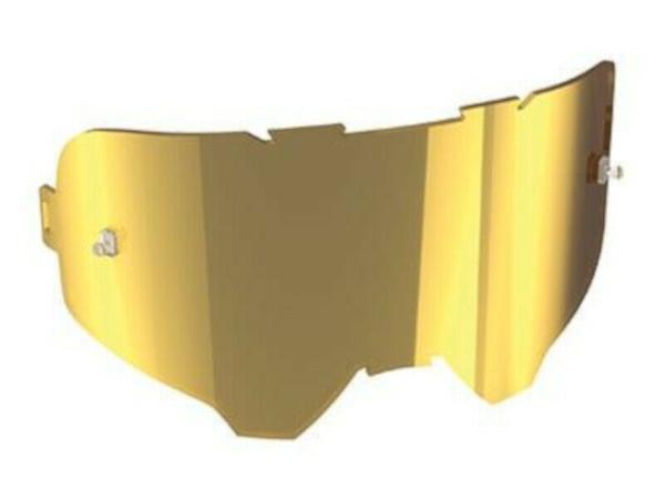 Leatt Iriz Bronze Ultracontrast 68% Goggle Lens