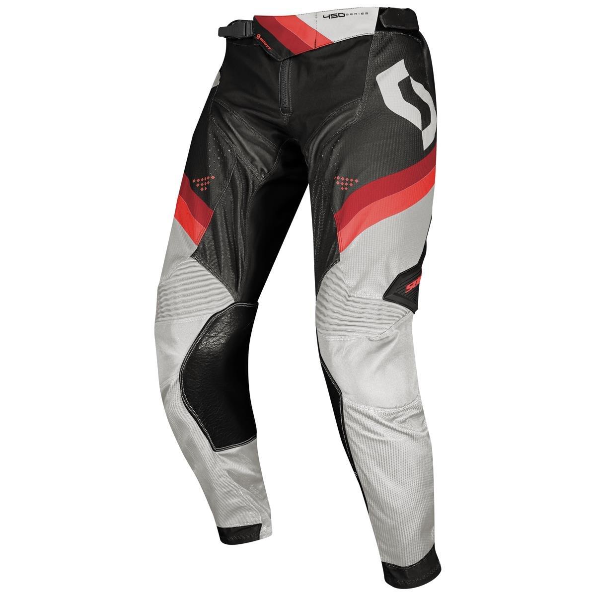 Scott 450 Podium Black/Red Pants
