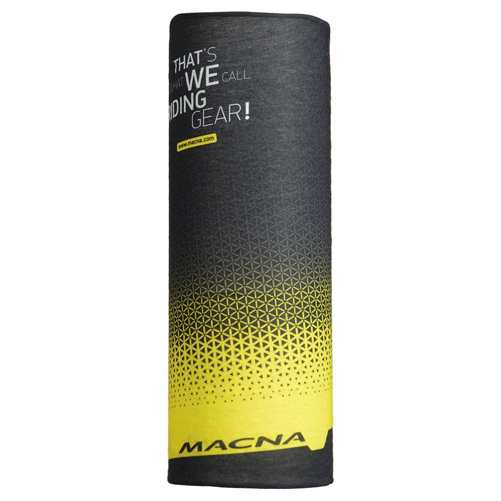 Macna Matt Grey Neck Tube