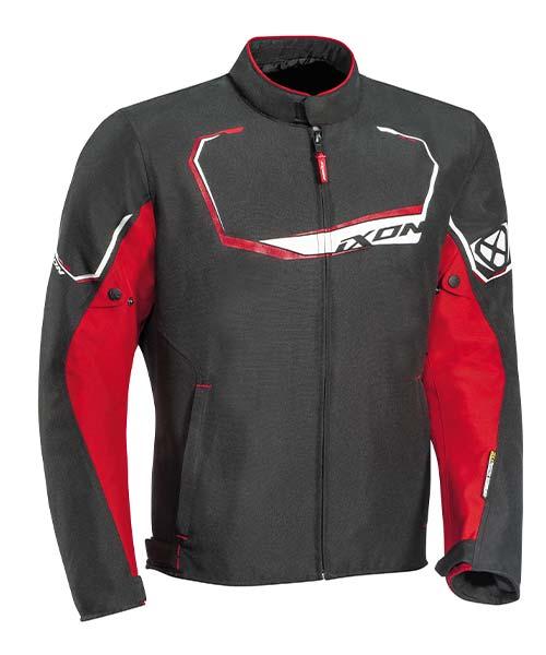 Ixon Challenge Black/Red Jacket