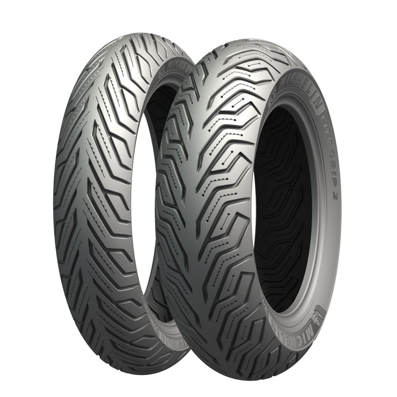 Michelin 90/80-16 51S City Grip 2 Reinforced Front or Rear Tyre