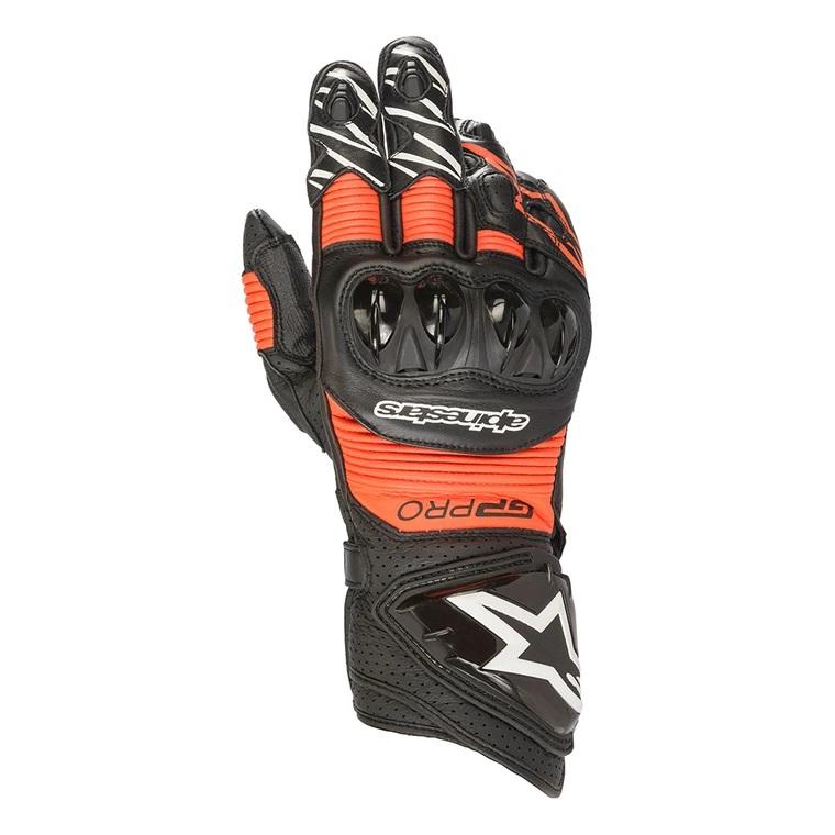 Alpinestars GP Pro R3 Black/Red Gloves