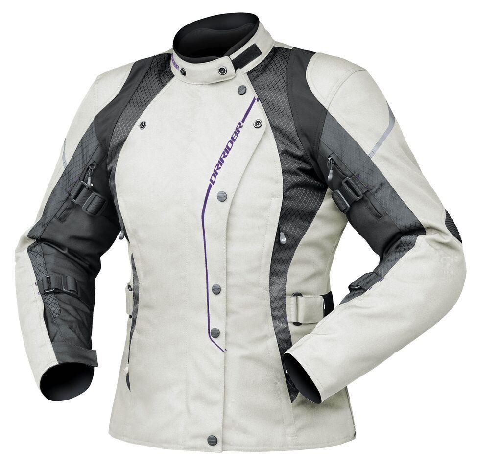 Dririder Women's Vivid 2 Cream Jacket