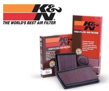 K&N Yamaha XJ6 Air Filter