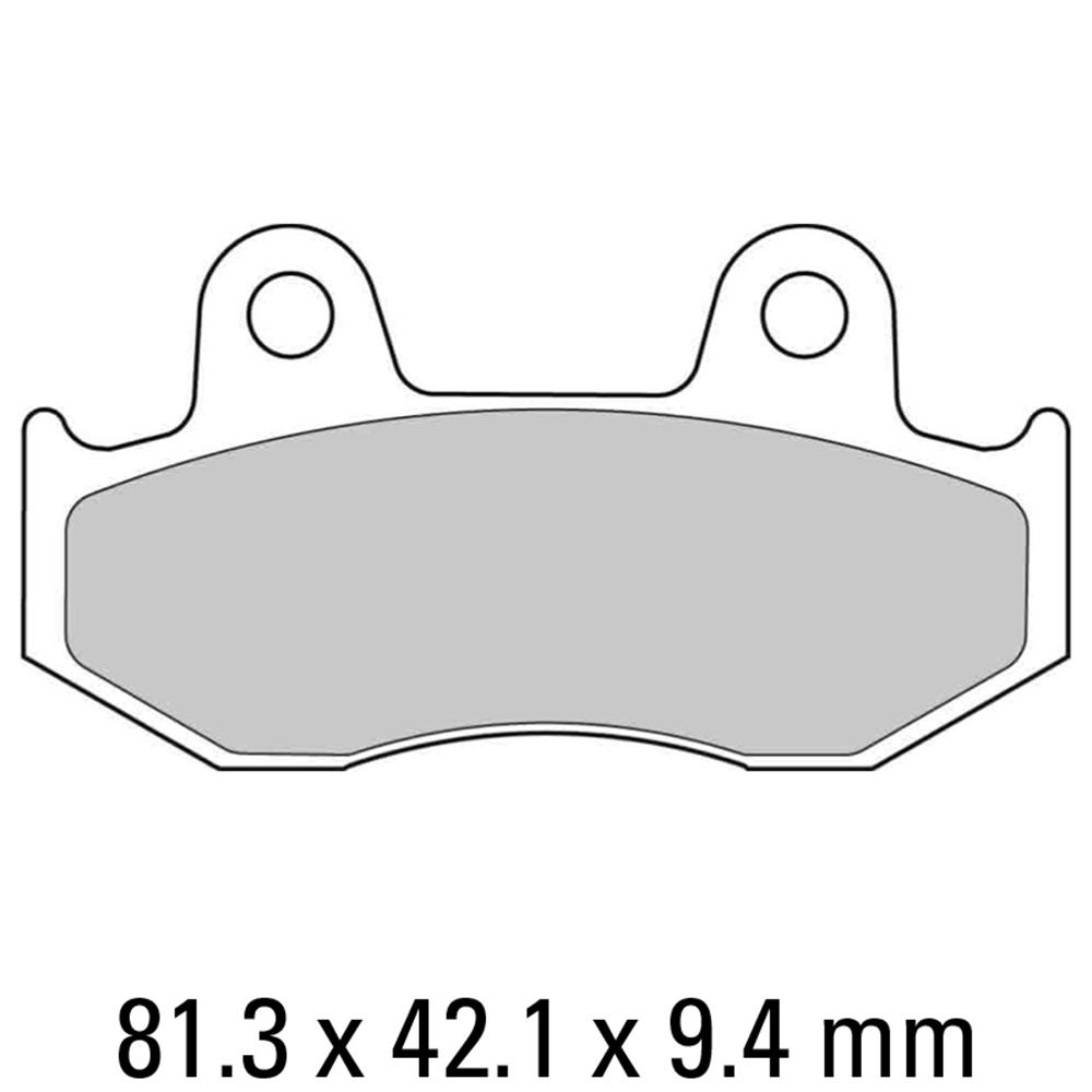 Ferodo FDB2119SG Brake Pads