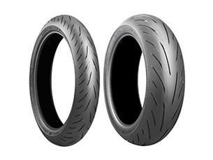 Bridgestone 180/55ZR17 S22RGZ (73W) 2019 Kawasaki ZX-6R Rear Tyre