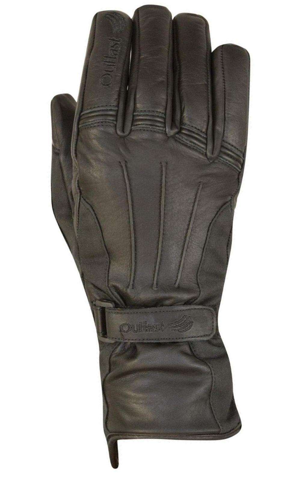 Merlin Darwin Black Gloves