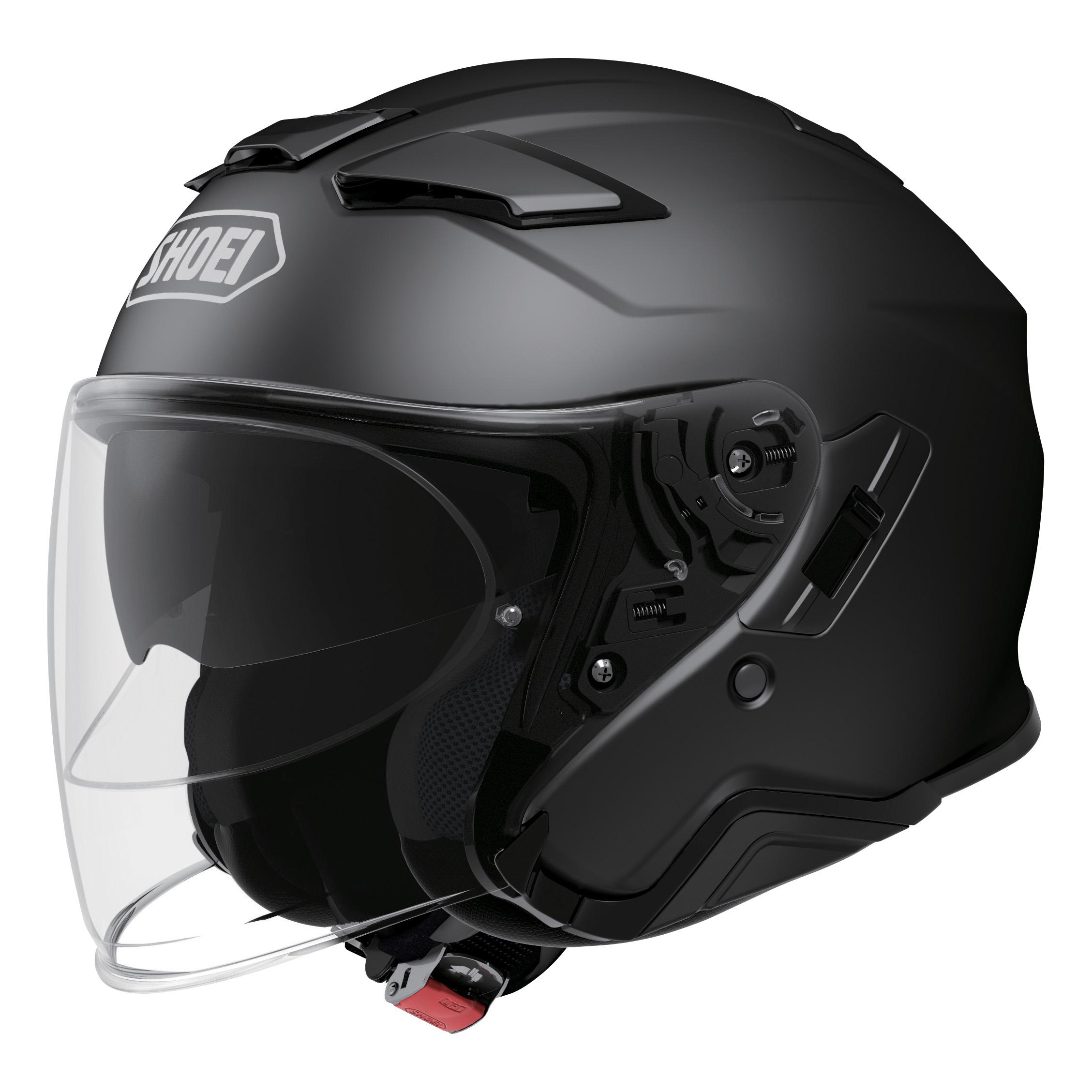 Shoei J-Cruise II Matt Black Helmet