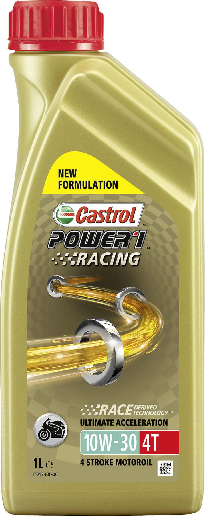 Castrol Power1 4T 10W-30 Oil - 1L
