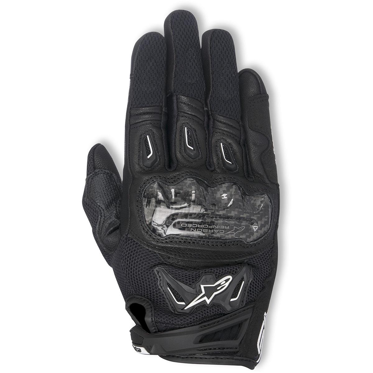 Alpinestars Women's SMX 2 Carbon Black Gloves