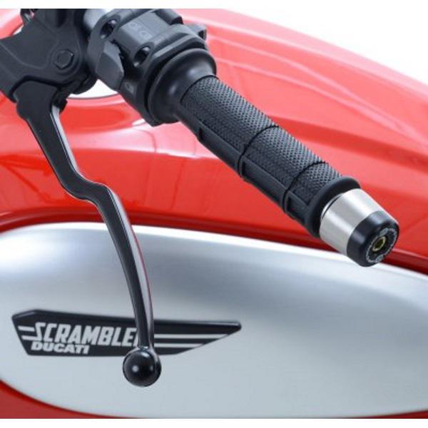 R&G Ducati Scrambler Bar End Protectors