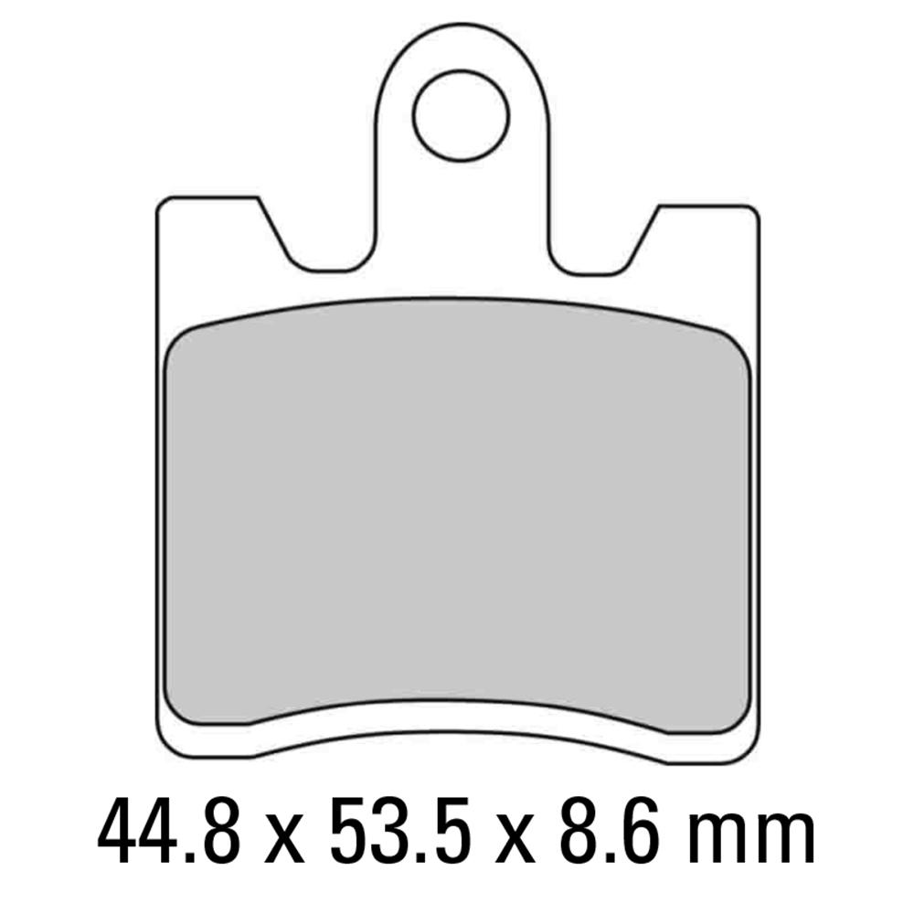 Ferodo FDB2085EF Brake Pads