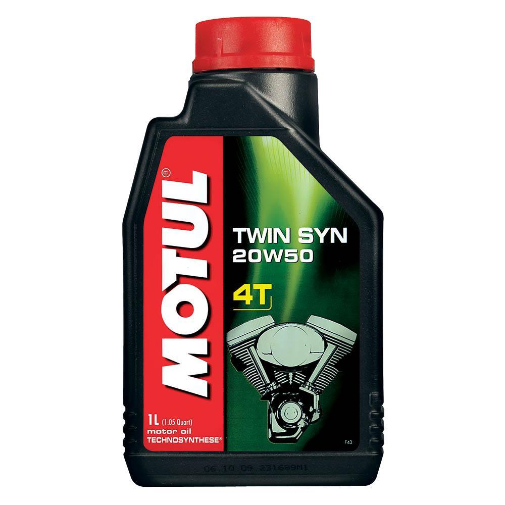 Motul Twin Syn 20W50 4T Oil 1L