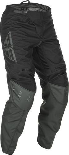 Fly Racing Youth F-16 Black/Grey Pants