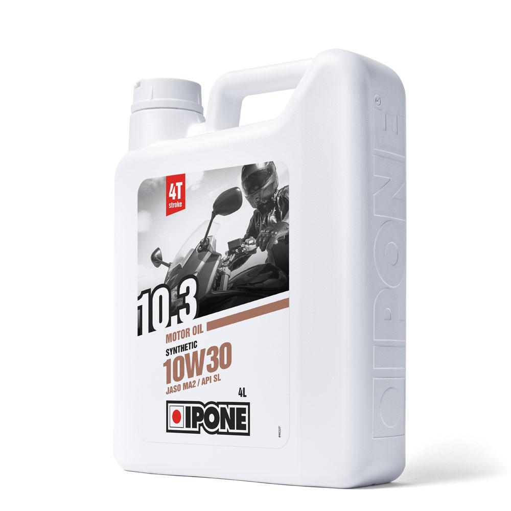 Ipone 10.3 10W30 4L 4 Stroke Oil