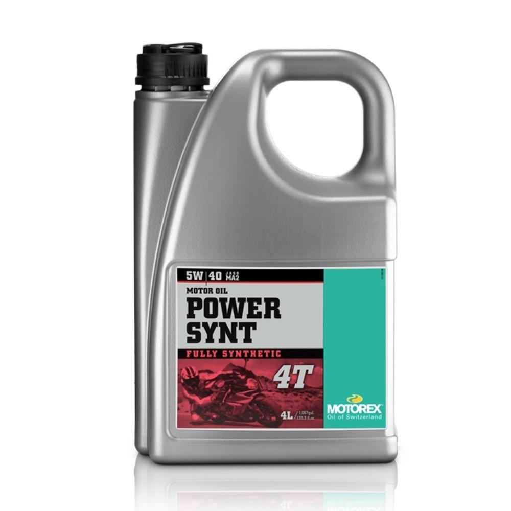 Motorex Power Synt 4T 5W40 4L Engine Oil