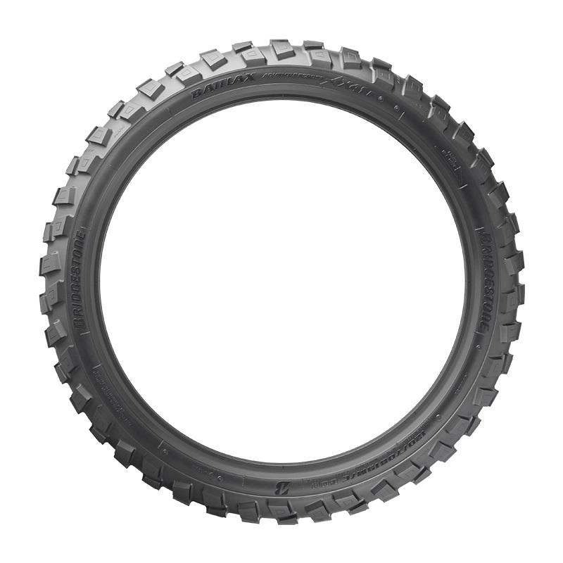 Bridgestone Battlax AX41 120/70BQ19 (60Q) Front Tyre