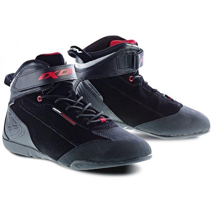 Ixon Speeder WP Black/Red Boots