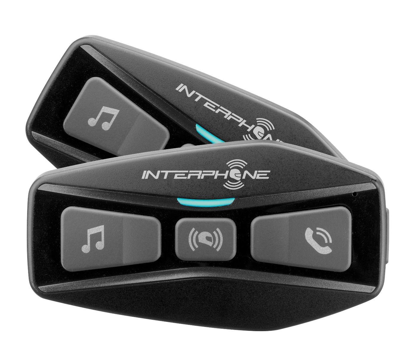 Interphone UCOM2 Twin Pack