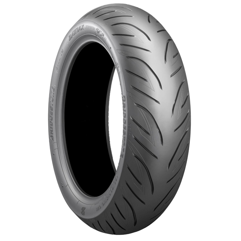 Bridgestone Battlax Scooter SC2 160/60HR14 (65H) Radial Rear Tyre