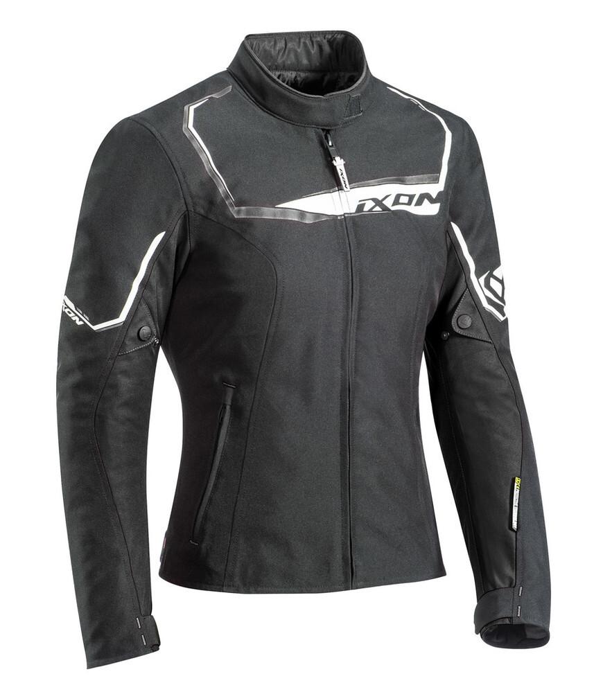 Ixon Women's Challenge Black/White Jacket