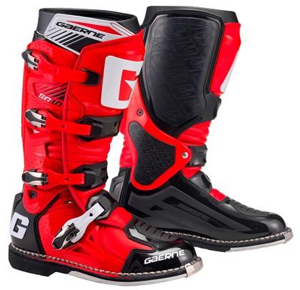 Gaerne SG-10 Red/Black Boots