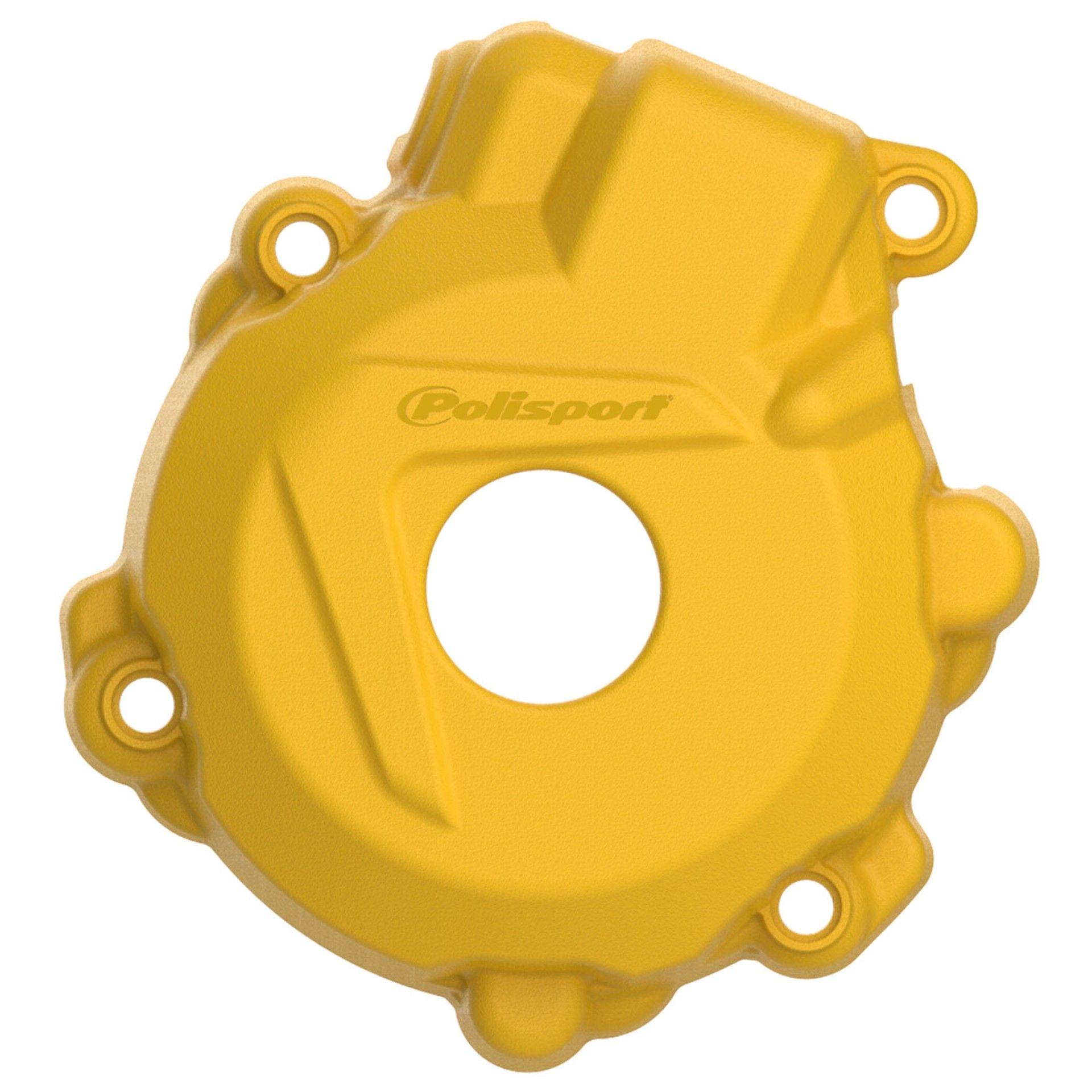 Polisport KTM EXC-F/Husqvarna FE Yellow Ignition Cover