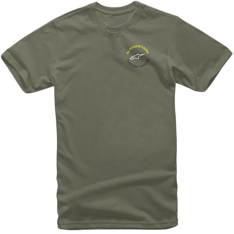 Alpinestars Chainring Military Green T-Shirt