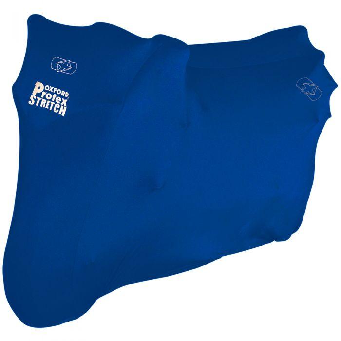 Oxford Protex Stretch Indoor Premium Blue Stretch-Fit Cover XL