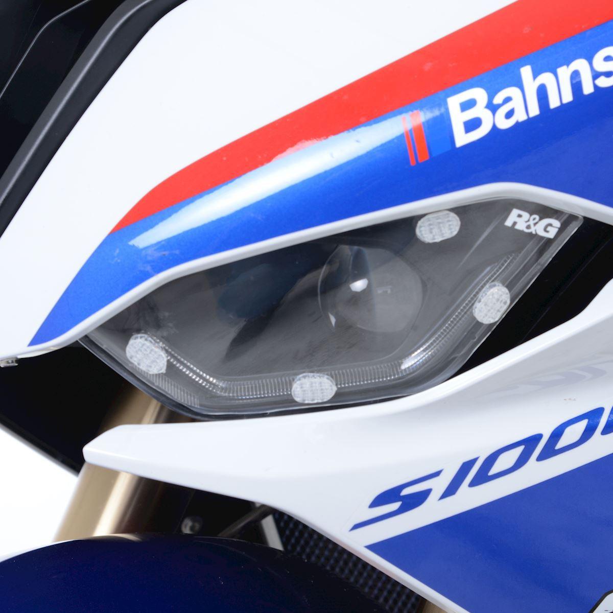 R&G BMW S1000RR Clear Headlight Shields