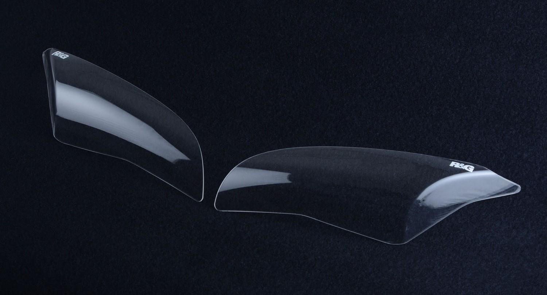 R&G Kawasaki ZX-10R Clear Headlight Shields (Pair)