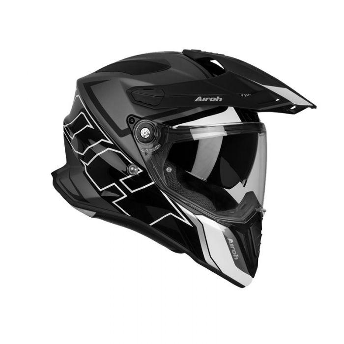 Airoh Commander Duo Gloss/Matte Helmet
