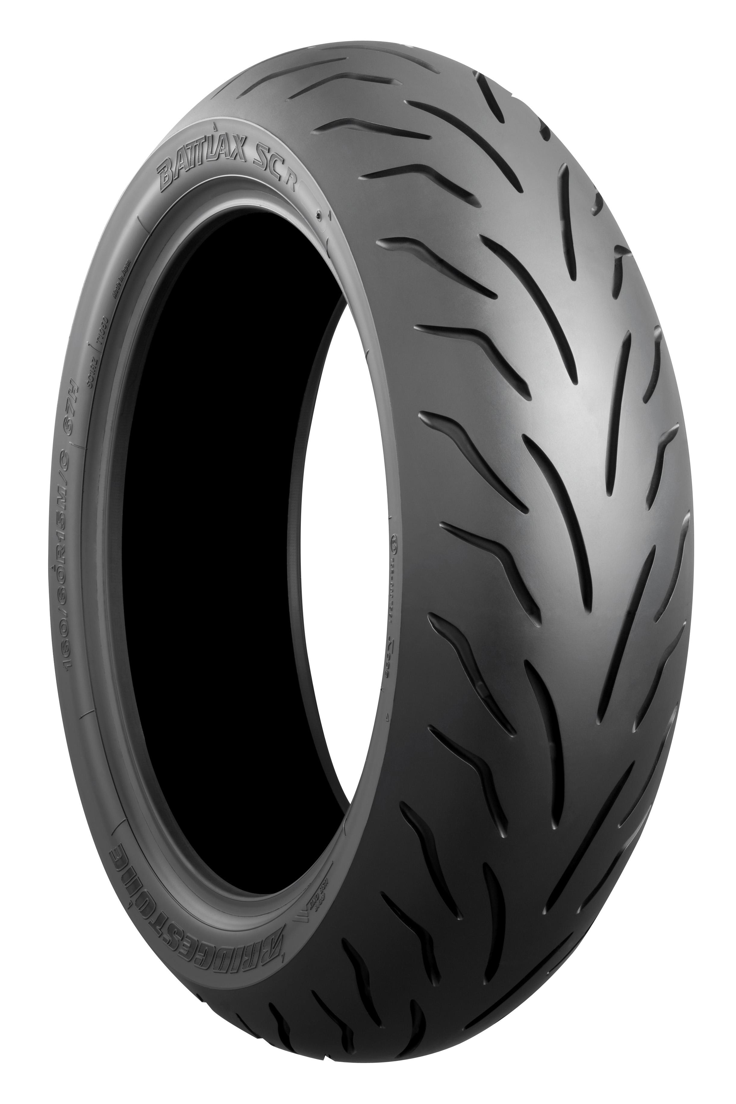 Bridgestone Battlax Scooter SC 140/70-12 (65L) Bias Rear Tyre
