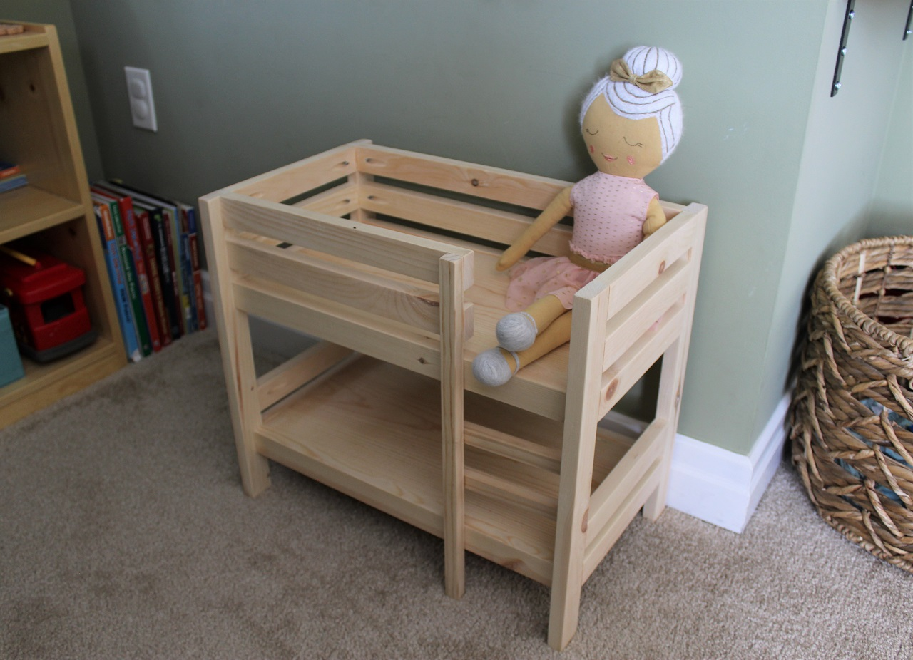 Image of Doll Bunk Bed