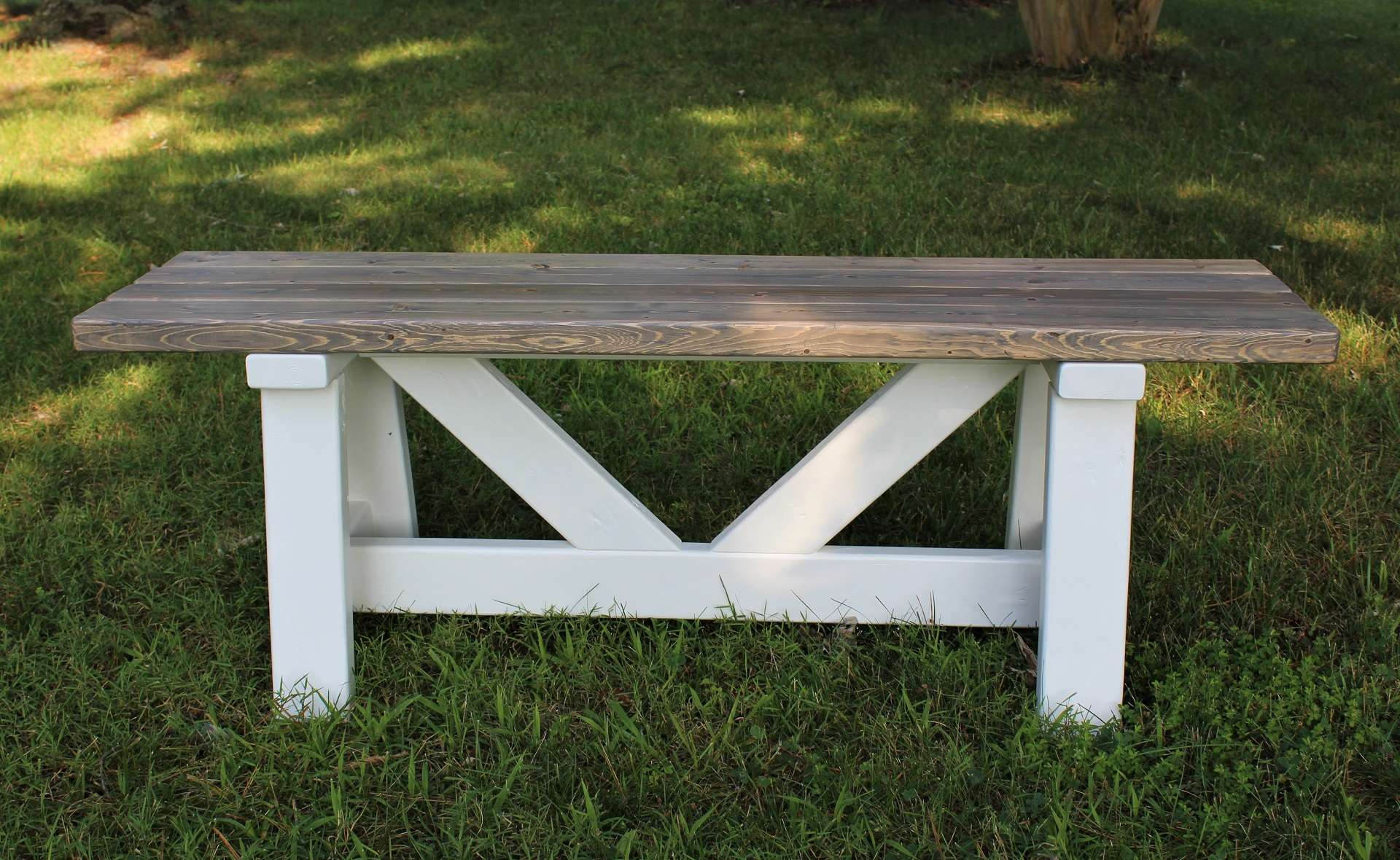 Image of Farmhouse Bench