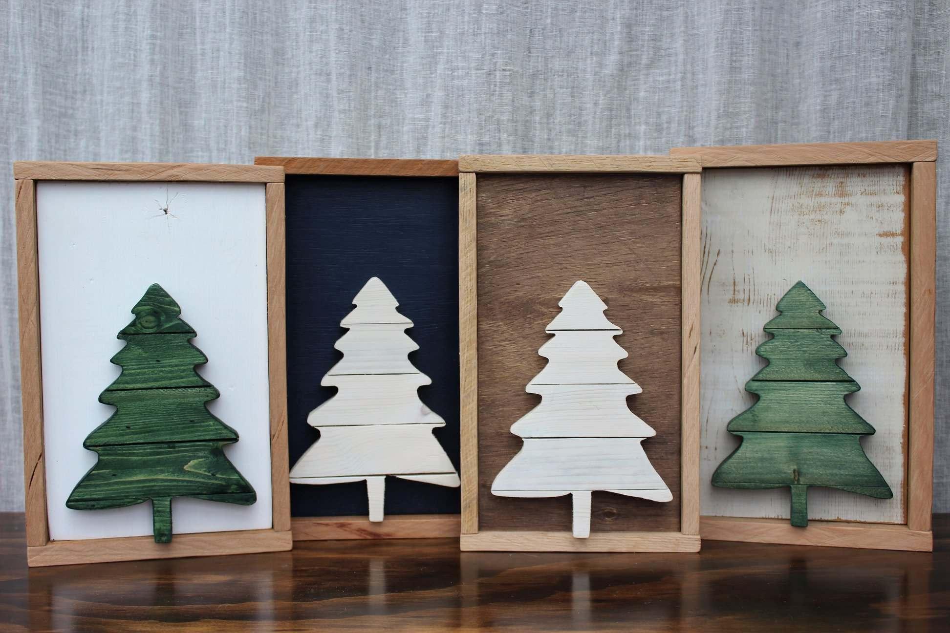 Image of Framed Trees