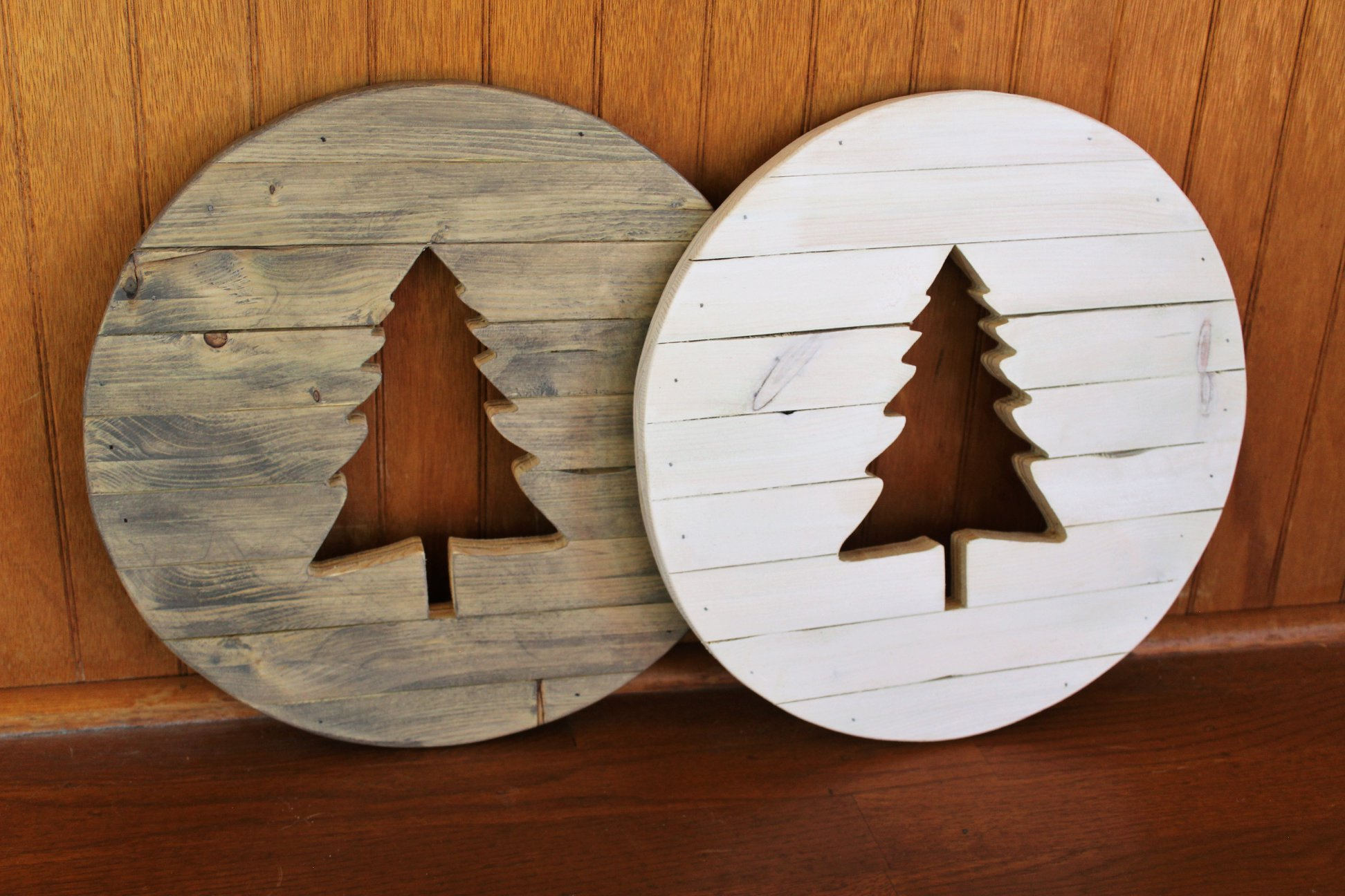 Image of Tree Cutout Rounds